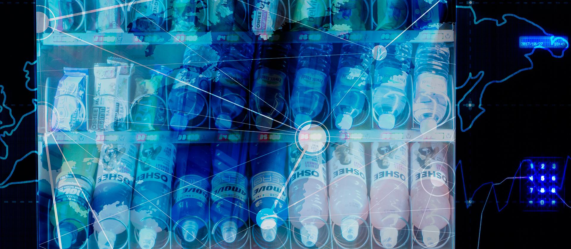 Automaty vendingowe - telemetria