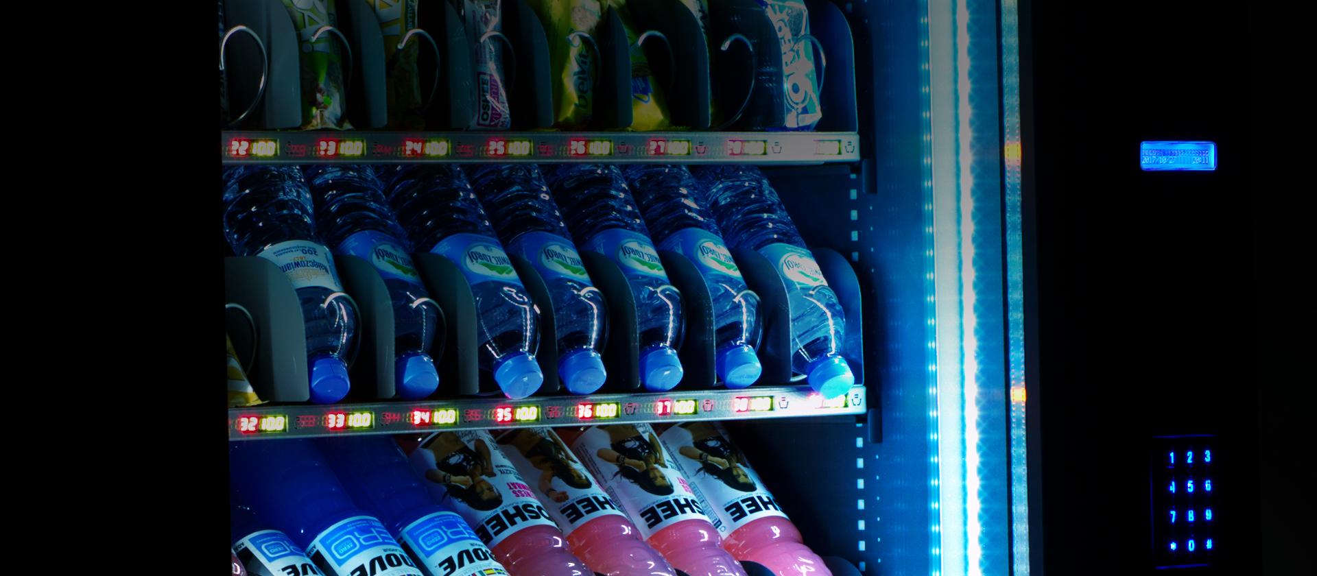 Automaty vendingowe - solid 12
