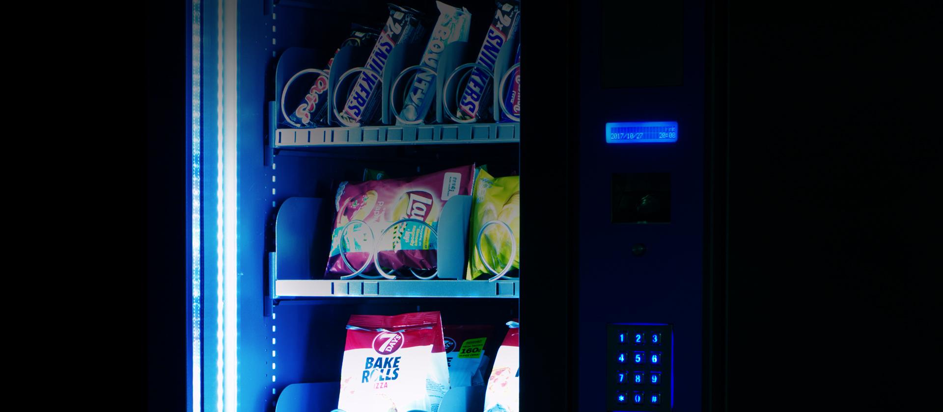 Automaty vendingowe - solid 6